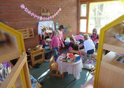 Kindergarten St Elisabeth Ehingen