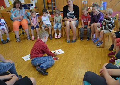 Kindergarten St Martinus Kirchbierlingen